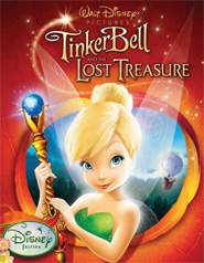 Tinkerbell and the Lost Treasure.