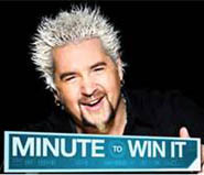 Minute to Win It on NBC